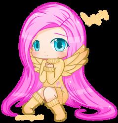 Fluttershy by Chumiiya
