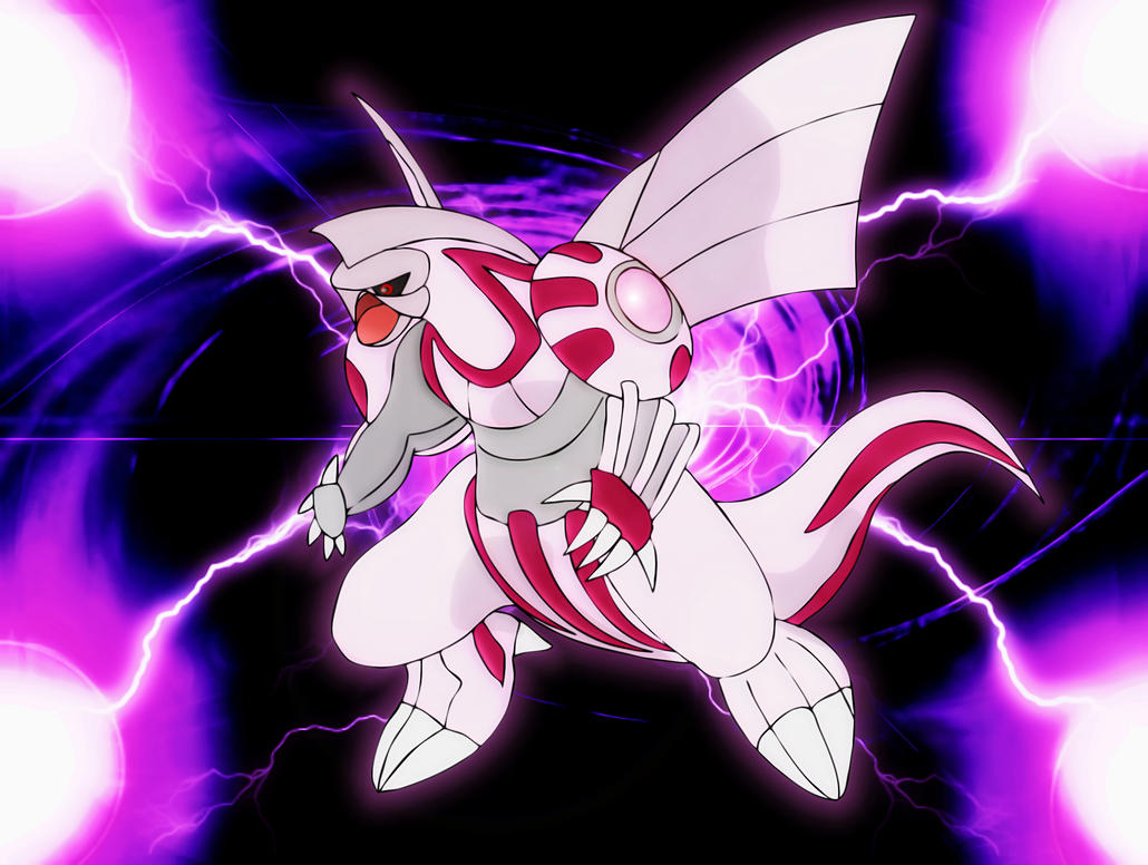 how to get palkia in pokemon y