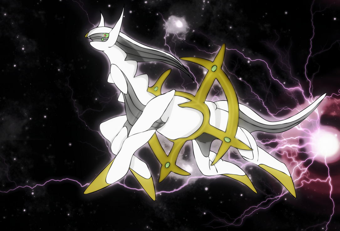 Arceus Hd Wallpapers: Arceus Wallpaper By Elsdrake On DeviantArt