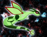 flygon wallpaper duo