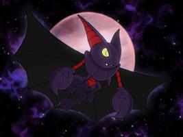 moonlight gliscor by Elsdrake