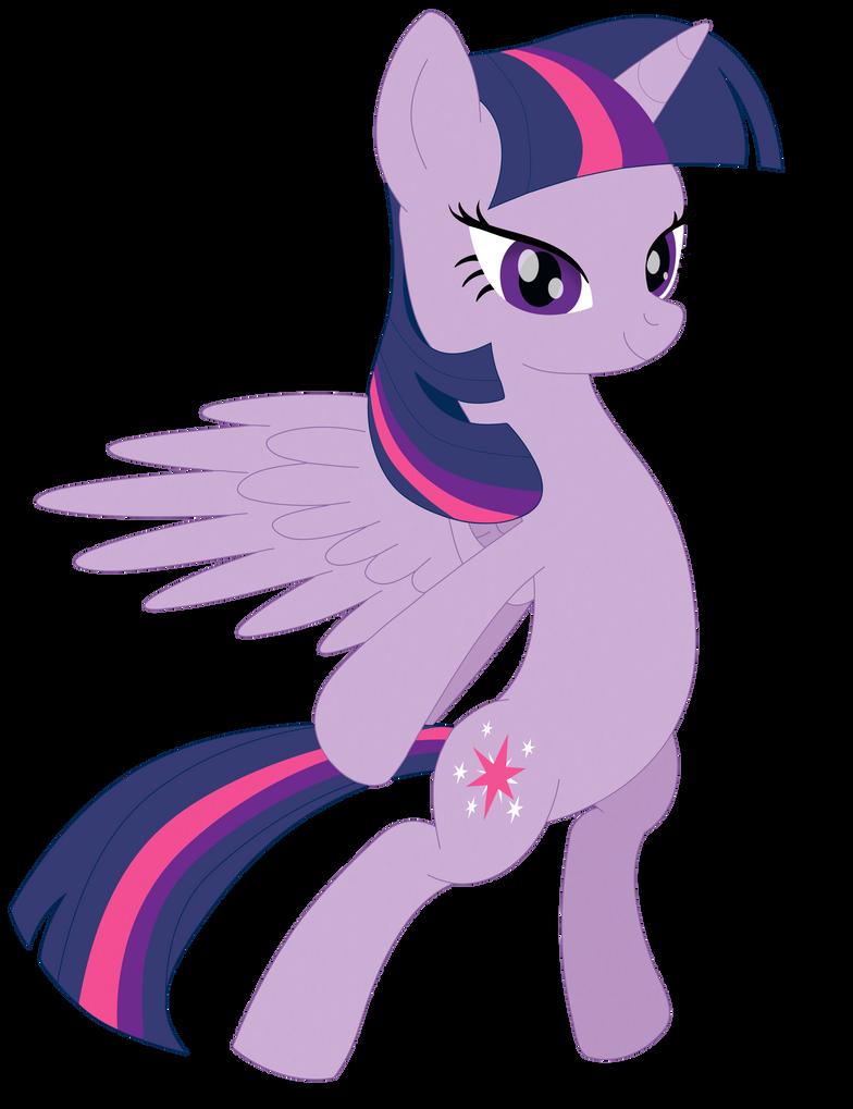Alicorn Twilight Sparkle by Elsdrake