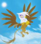 Gilda being Gilda