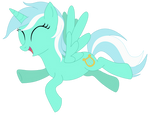 Alicorn Lyra Heartstrings