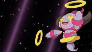 Hoopa wallpaper by Elsdrake