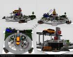 3D Proj for Toyota Indonesia