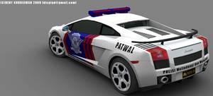 Lamborghini Gallardo-02 Police