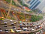 'Rush Hour' Tilt-Shift