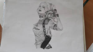 Harley Quinn by xSuiseisekix