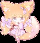 Sweet Chibi Commission for Amiwarai