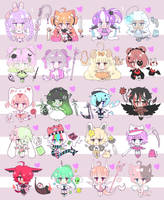 Cheeb adopts july batch | 2/20 OPEN  | set price by SparksTea