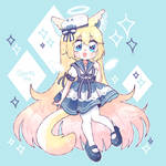 Smol Chibi Commission for Miscolored