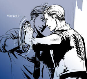 Save Yourself (Ch  3 Tease) Yandere!Erwin x Reader by Eliarti95 on