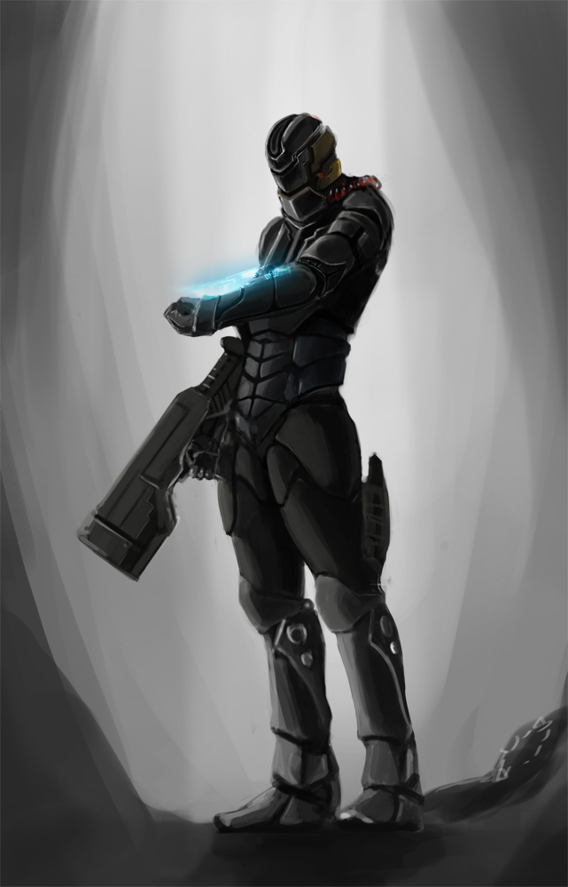 Infantry by CohenR