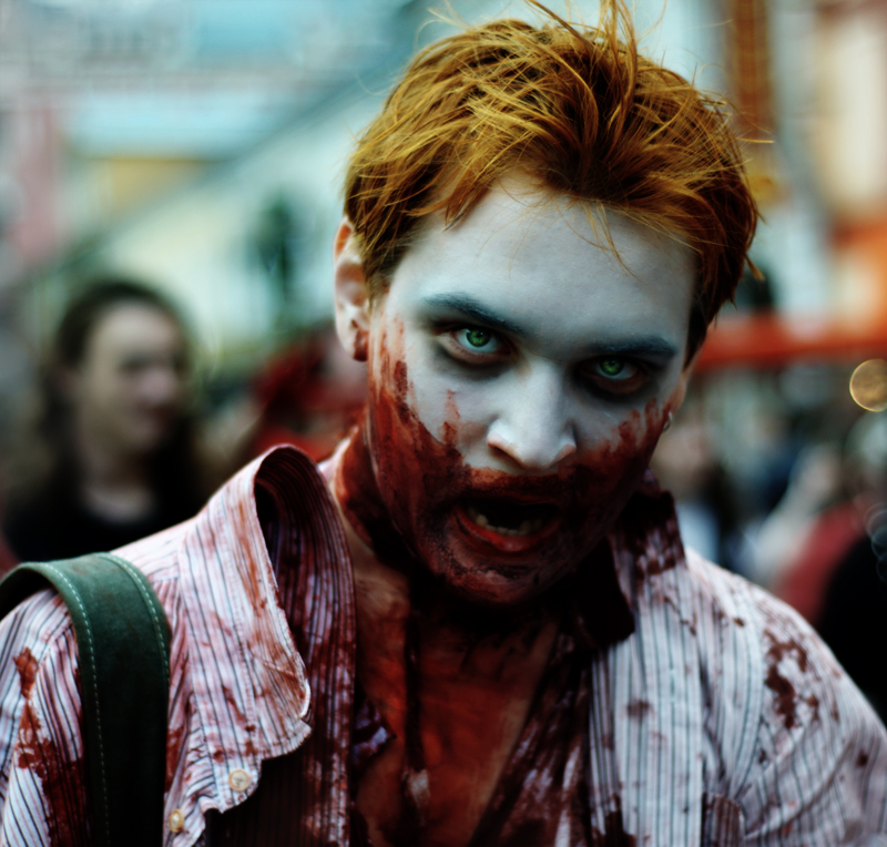 Zombie Walk 5 by CohenR