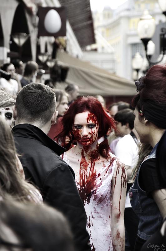 Zombie Walk 8 by CohenR