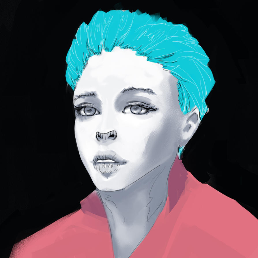 Halsey by CohenR