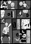 Cliffhanger comicpage