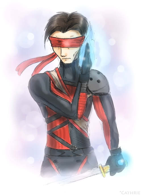+ Kenshi - doodle + by CathrieWarehouse