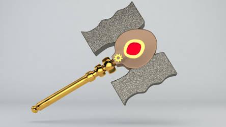 Hammer  - C4D