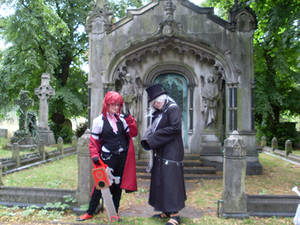 Grell and Undertaker