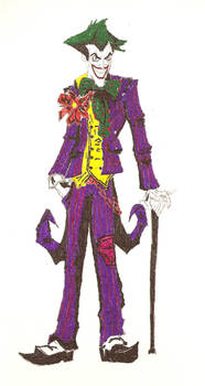 joker sketch 2