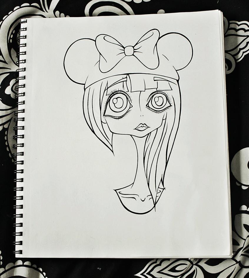 Minnie by jessicasimiro