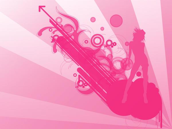 pinkky vector