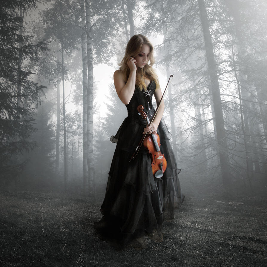The Violin by septian93 on DeviantArt  The Violin by s...