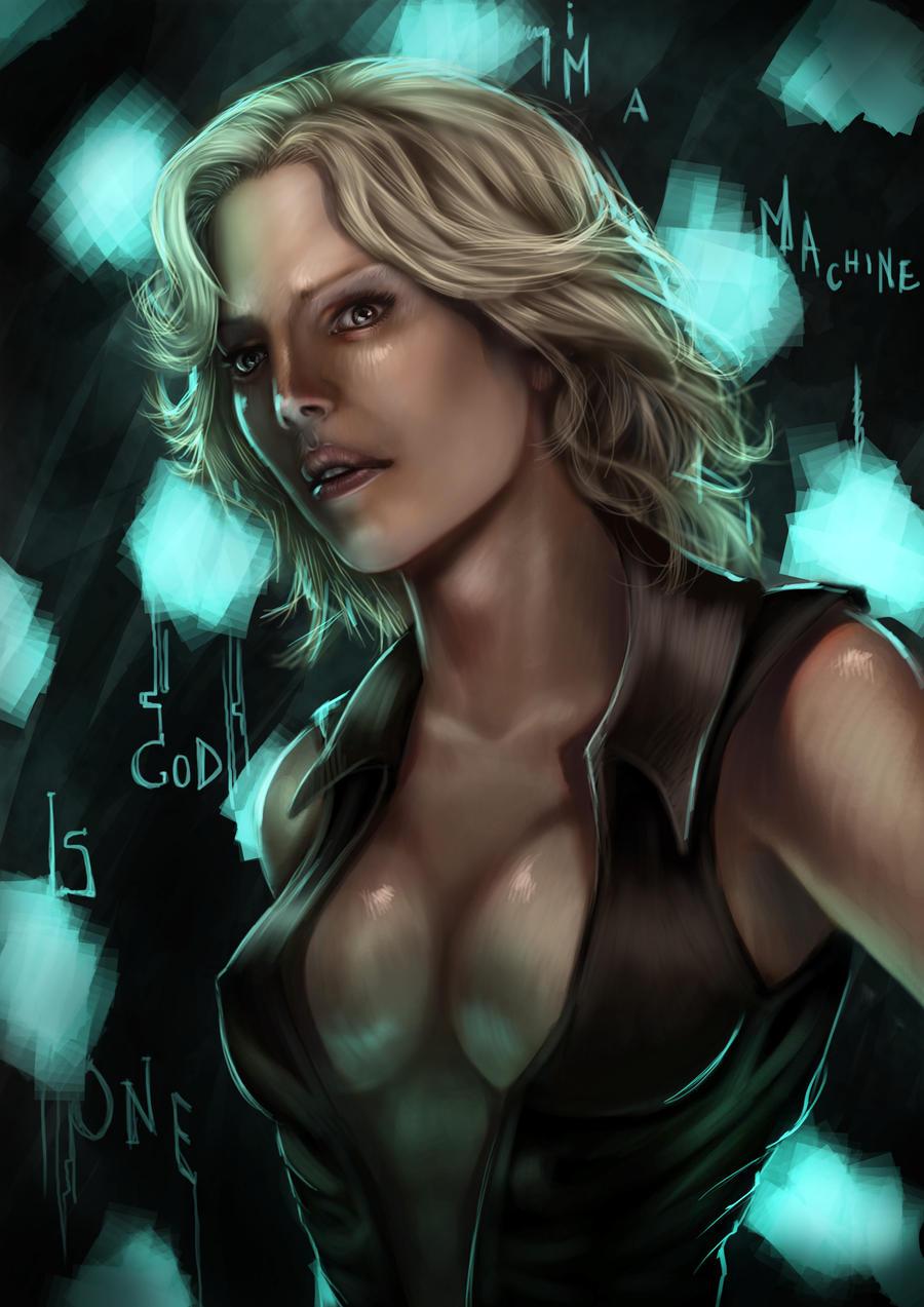 Battlestar galactica by iayetta83
