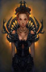 Princess Irulan, Dune by iayetta83