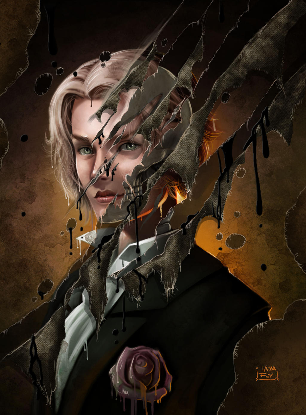The picture of Dorian Gray by iayetta83