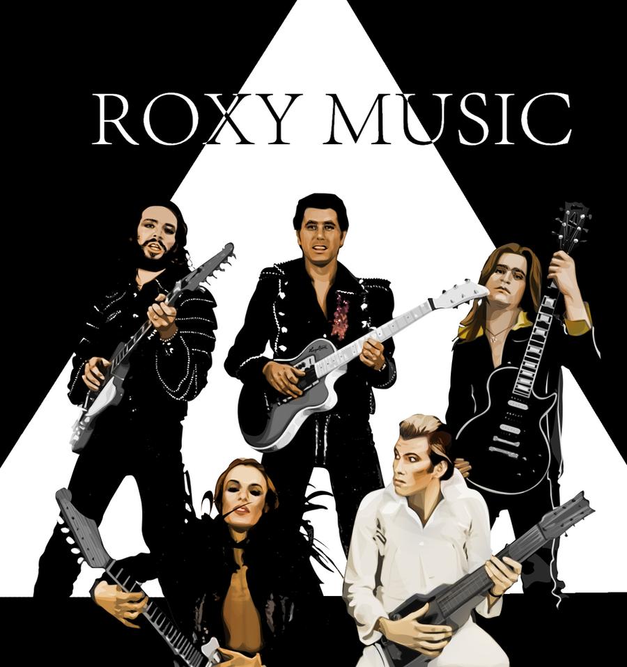 Roxy Music by Hloytheda on DeviantArt