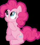 Pinkie Pie Contemplative