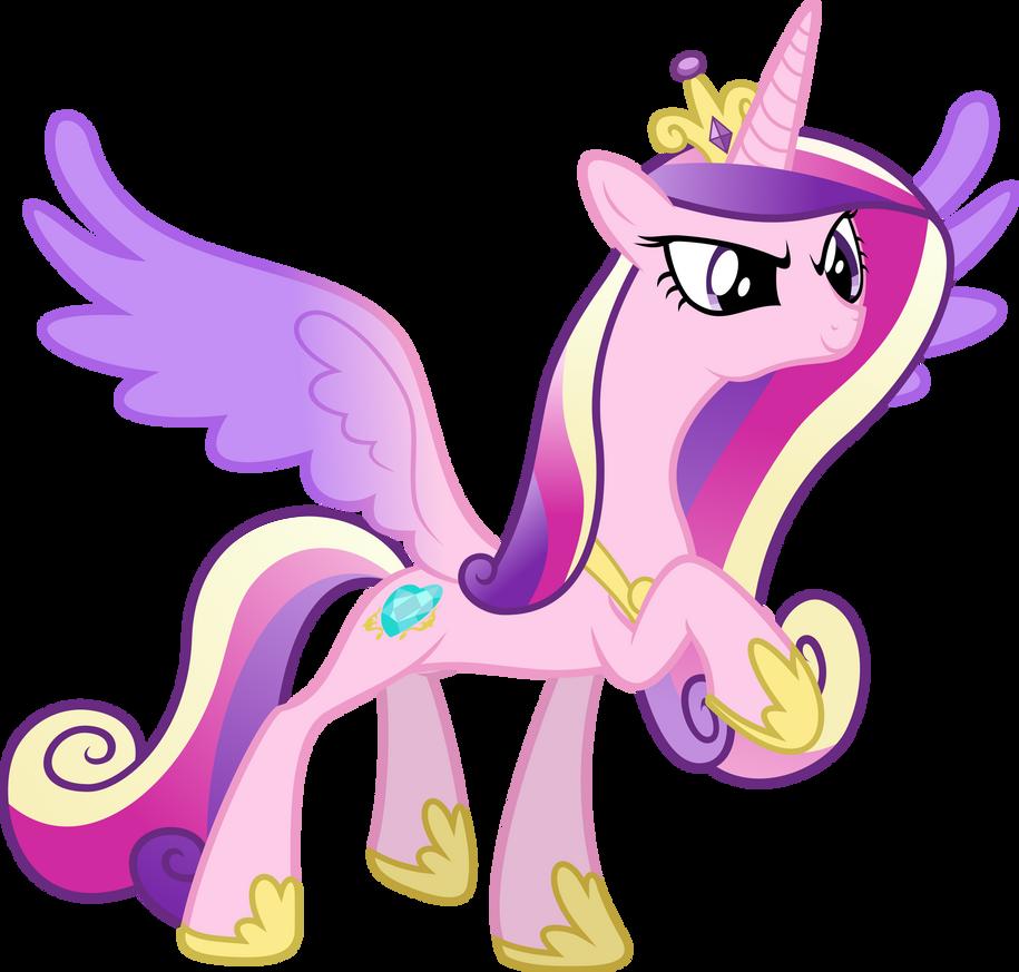 Princess Cadance - Strength by Synthrid