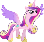 Princess Cadance - Strength