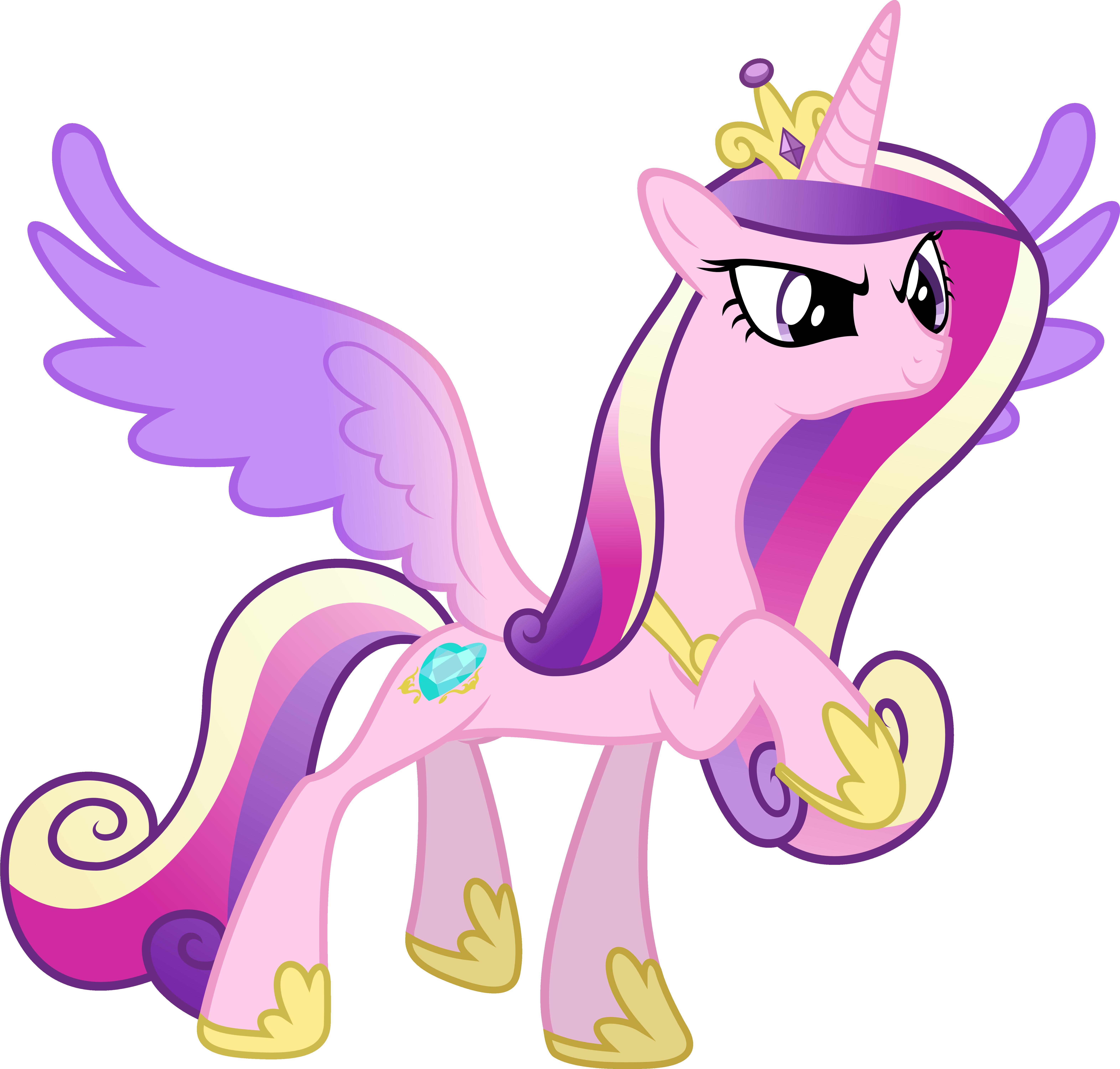 Top ten mlp characters top tens - Princesse cadance ...