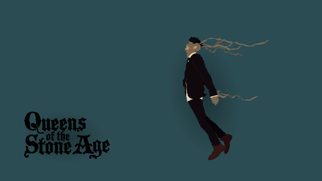 QOTSA - I appear missing Background by Hanieball on DeviantArt Queens Of The Stone Age Like Clockwork Wallpaper
