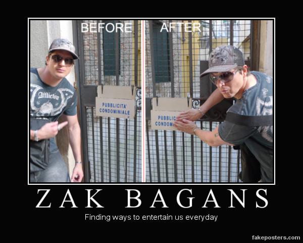 Zak Bagans by TigerLily601