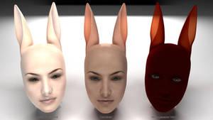 LuxRender SSS Skin Test