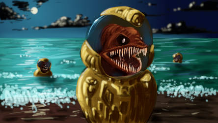 Some Undersea Horror