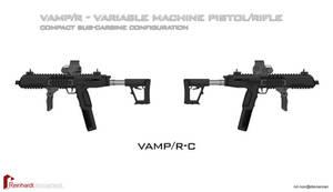 VAMPR Sub-Carbine Config. by Rxl-Noir
