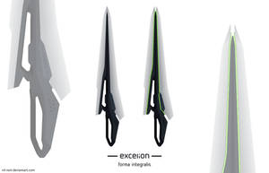 Excelion - Integralis by Rxl-Noir
