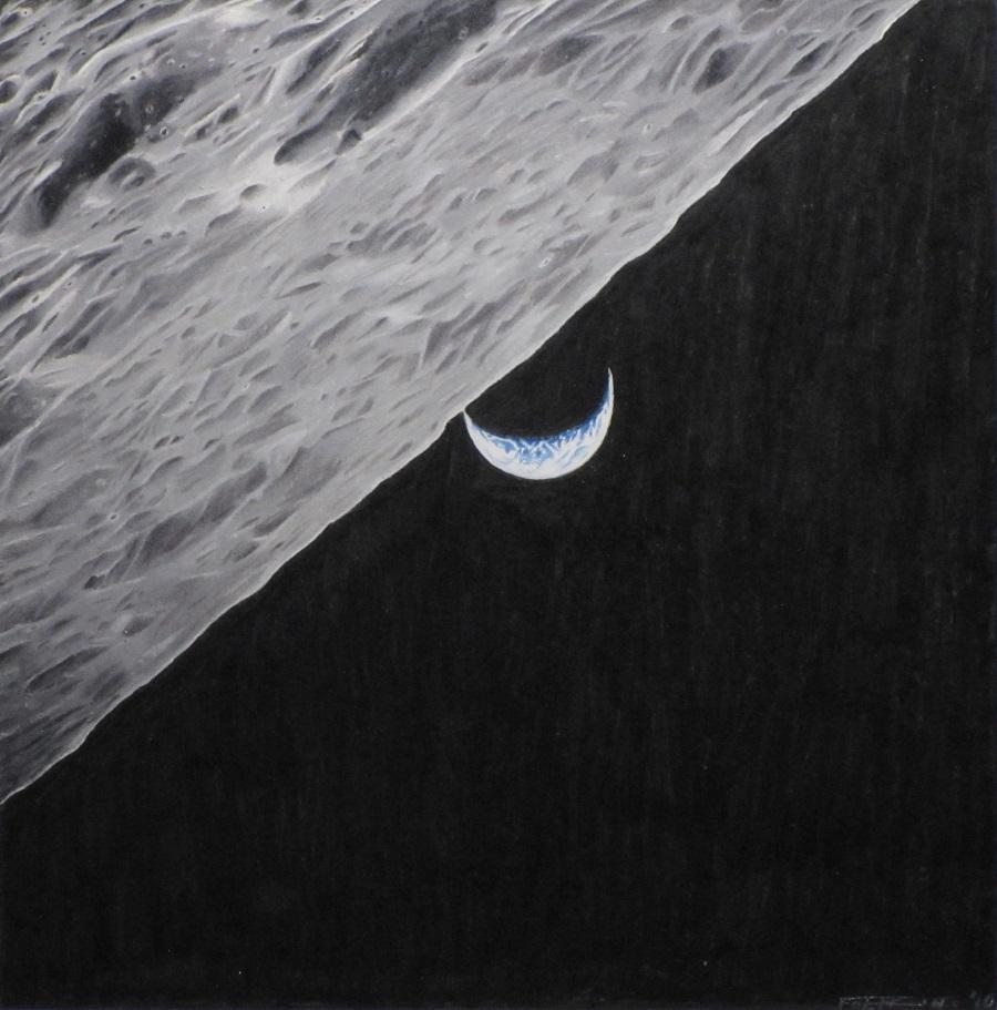 Earthrise by r0ketman