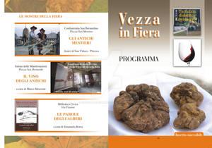Libretto fiera Vezza D'Alba 2012