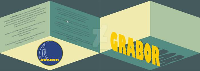 Bruchures aziendale Grabor - Proposta copertina 3