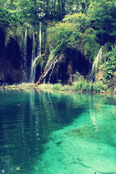 plitvice lakes II by CallMeAnnette
