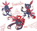Takkun the Sneasel
