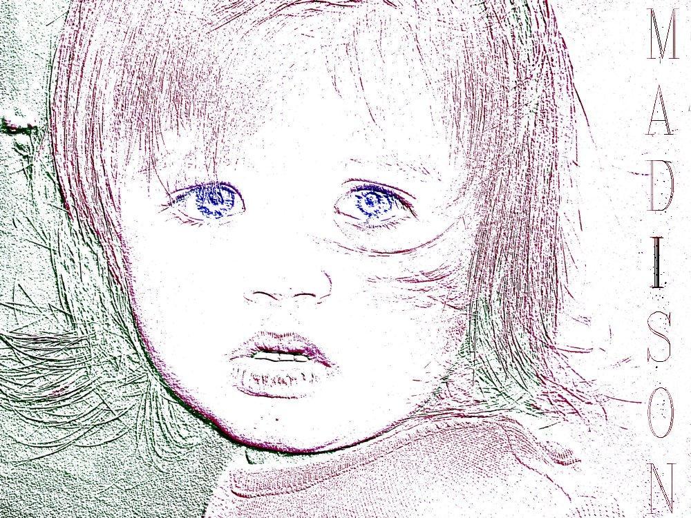 Little girls by bloody-batterfly