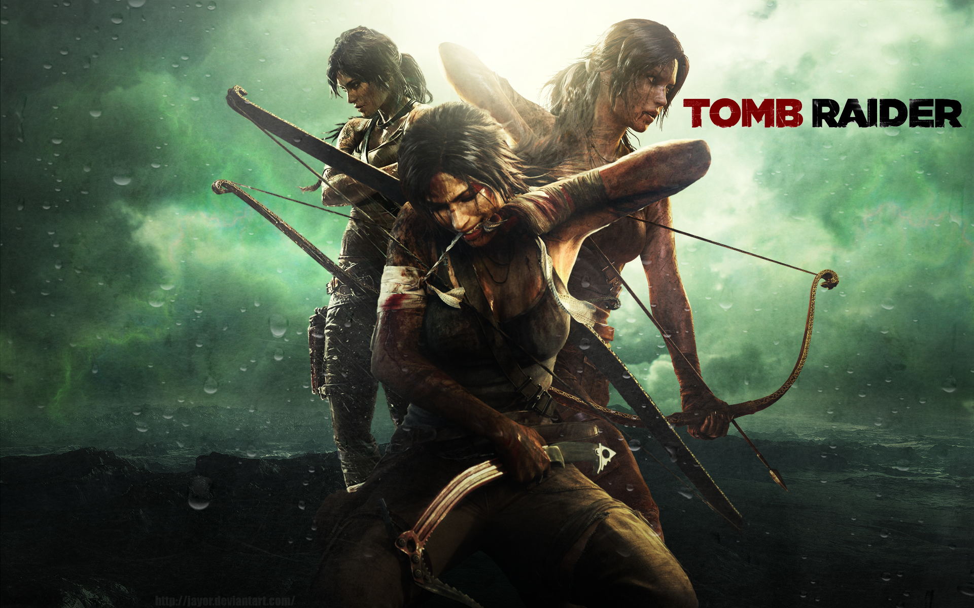 Tomb Raider 2013 Wallpaper By Jayor On Deviantart